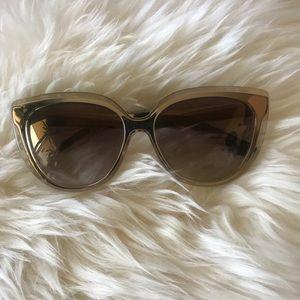 Authentic Jimmy Choo Cindy Sunglasses